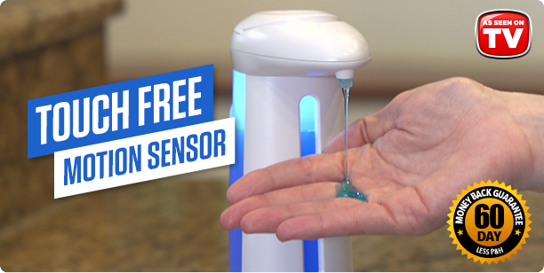 Sonic Soap Touch Free Motion Sensor
